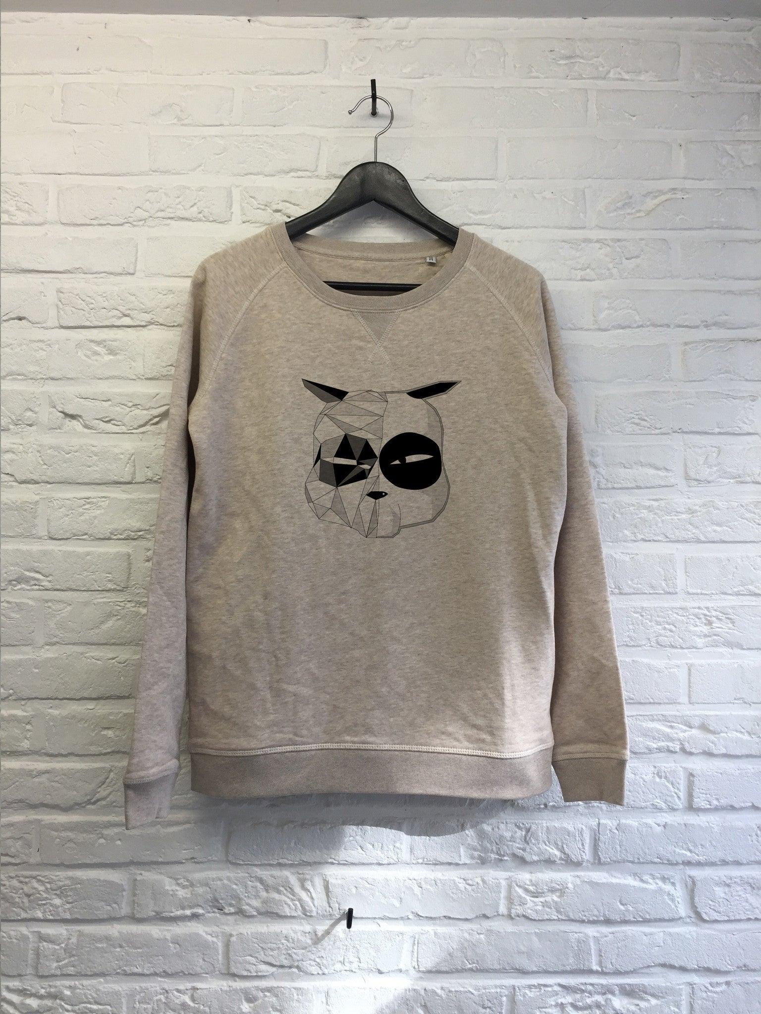 TH Gallery - Panda - Sweat - Femme-Sweat shirts-Atelier Amelot