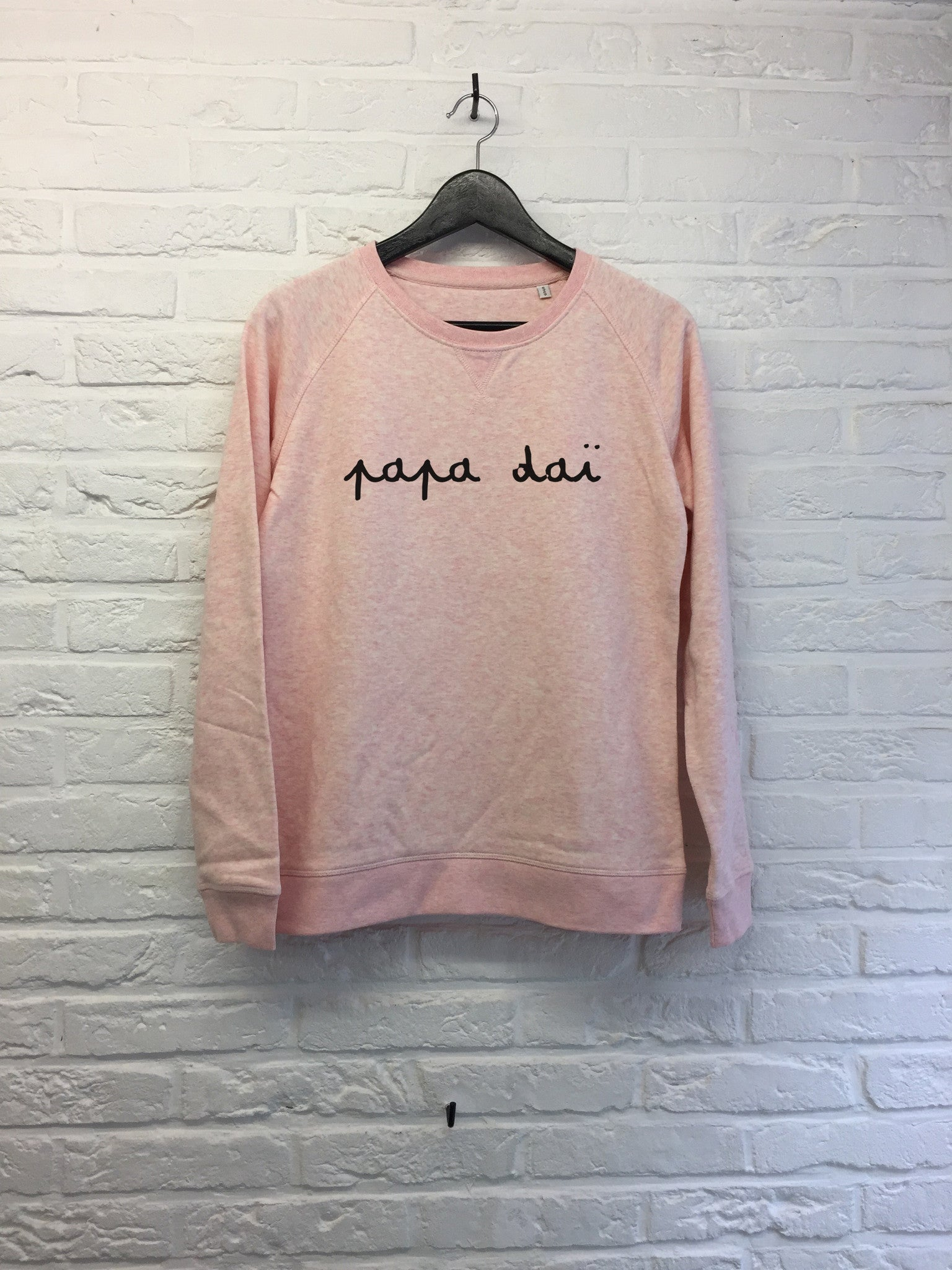 Papa Daï - Sweat - Femme-Sweat shirts-Atelier Amelot