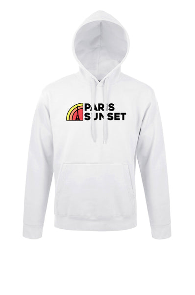 Paris sunset - Hoodie Deluxe-Sweat shirts-Atelier Amelot