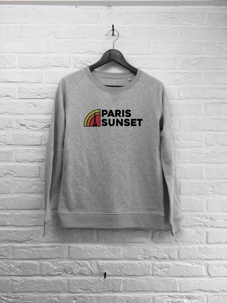 Paris sunset - Sweat - Femme-Sweat shirts-Atelier Amelot