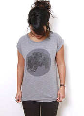 TH Gallery - Polar bear - Femme-T shirt-Atelier Amelot