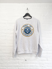 Port of thunder bay - Sweat-Sweat shirts-Atelier Amelot
