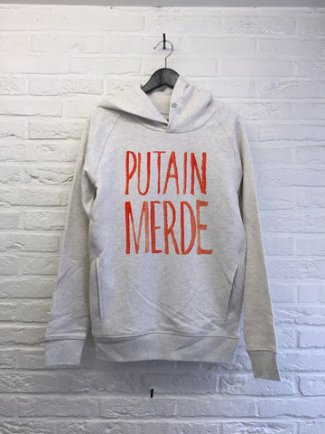 TH Gallery - Putain Merde - Hoodie Deluxe