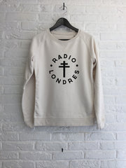 Radio londres - Sweat - Femme-Sweat shirts-Atelier Amelot