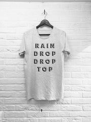 Rain drop drop top-T shirt-Atelier Amelot