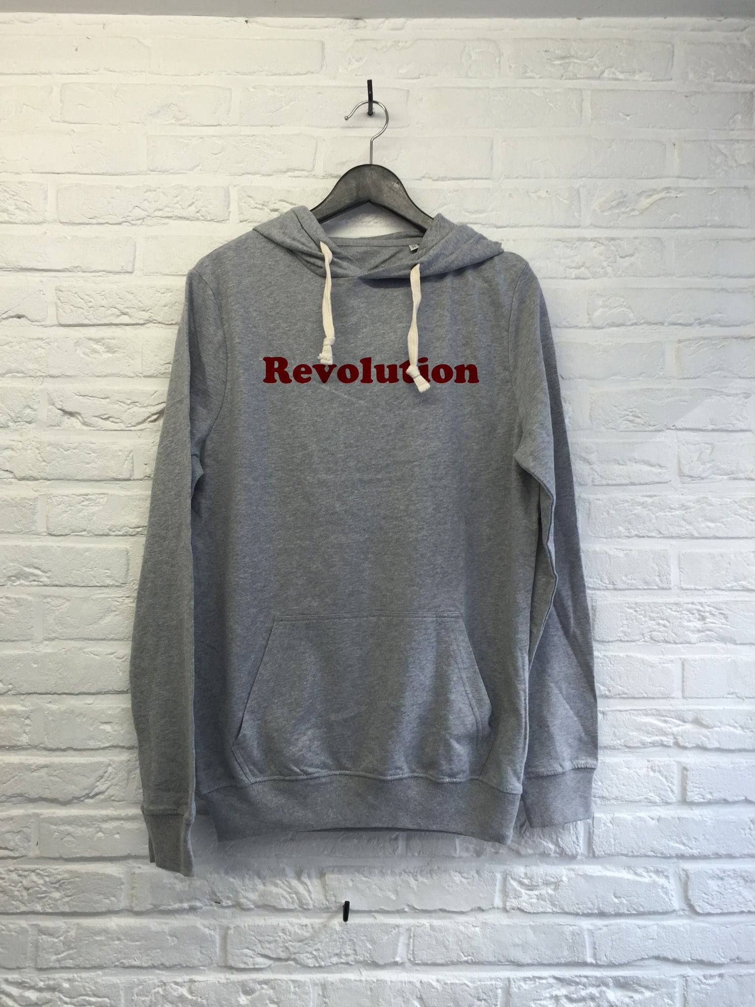Revolution - Hoodie super soft touch-Sweat shirts-Atelier Amelot