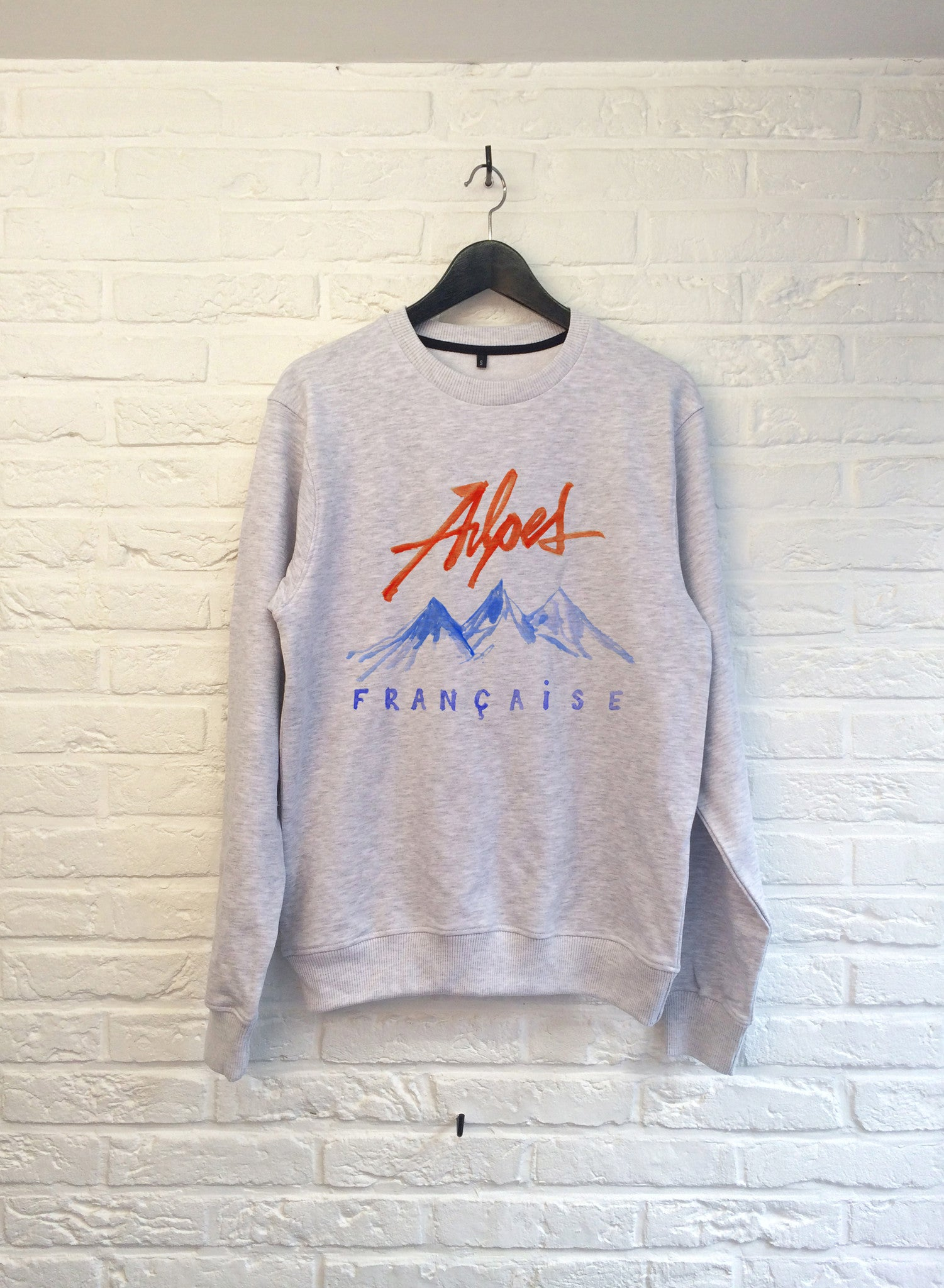 TH Gallery - Alpes Française - Sweat-Sweat shirts-Atelier Amelot