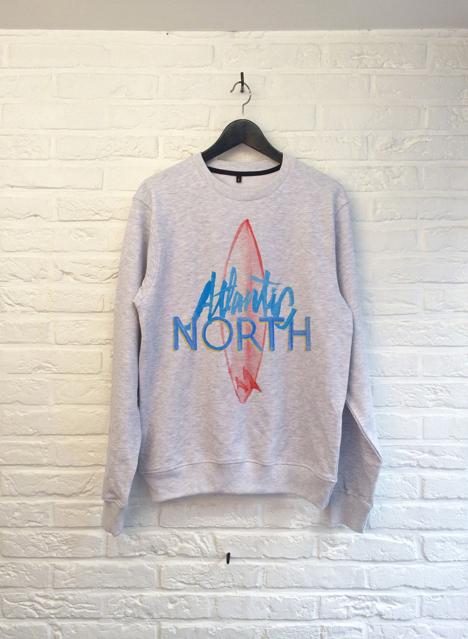 TH Gallery - Atlantic North - Sweat-Sweat shirts-Atelier Amelot
