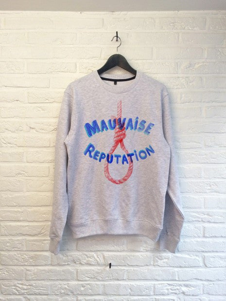 TH Gallery - Mauvaise Réputation - Sweat-Sweat shirts-Atelier Amelot