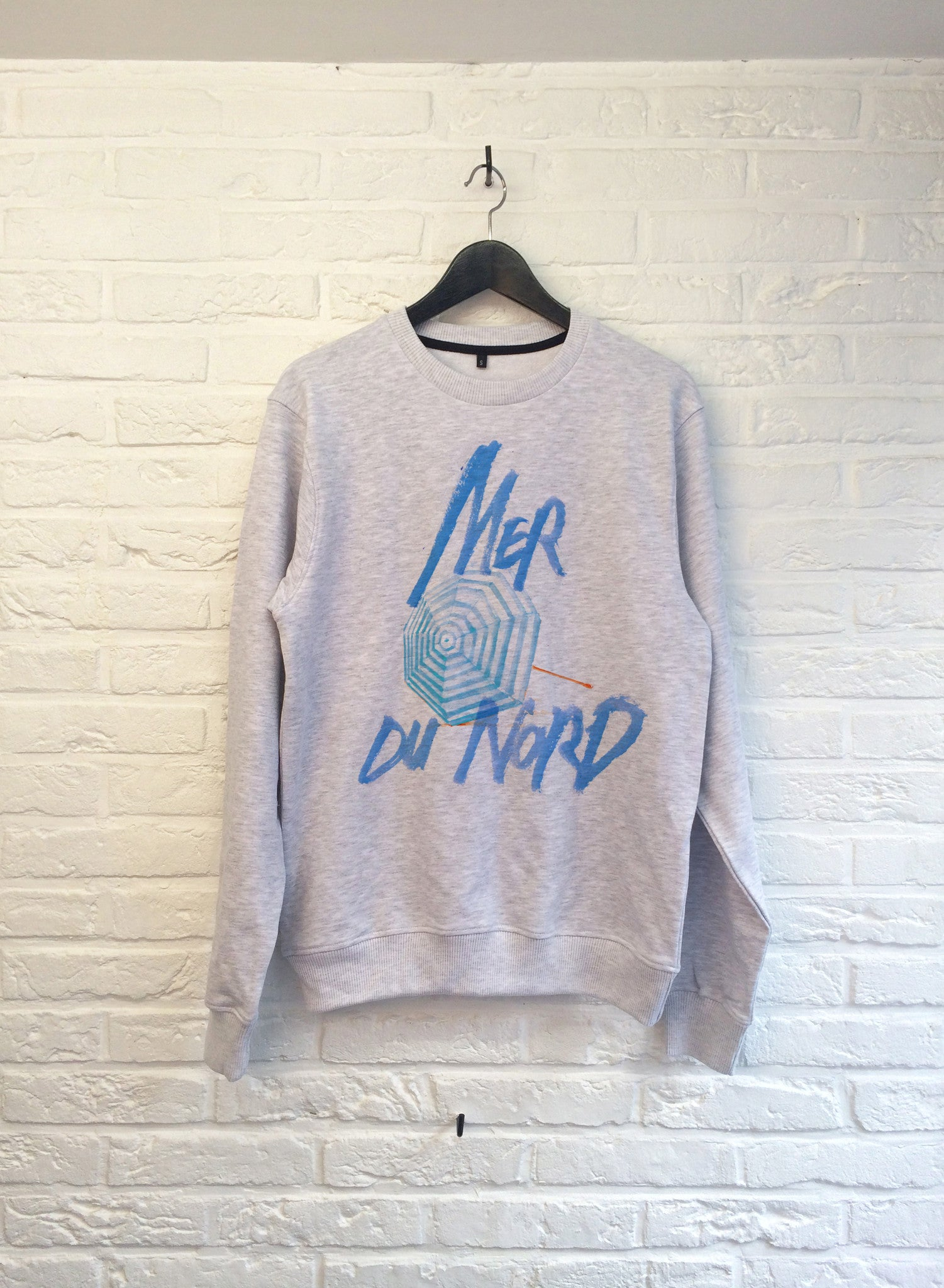 TH Gallery - Mer du Nord - Sweat-Sweat shirts-Atelier Amelot