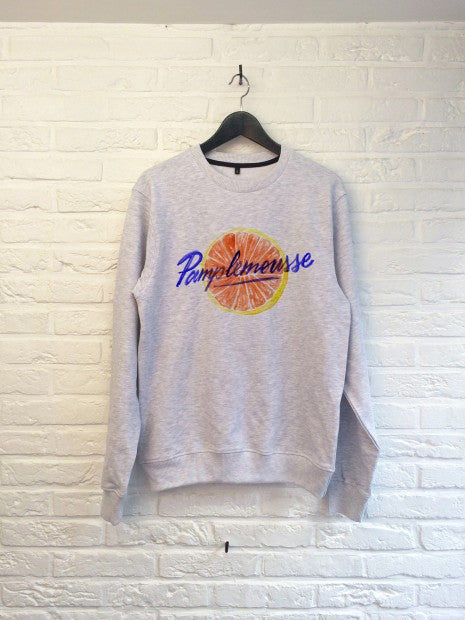 TH Gallery - Pamplemousse - Sweat-Sweat shirts-Atelier Amelot