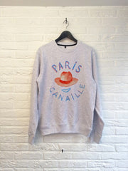 TH Gallery - Paris Canaille - Sweat-Sweat shirts-Atelier Amelot