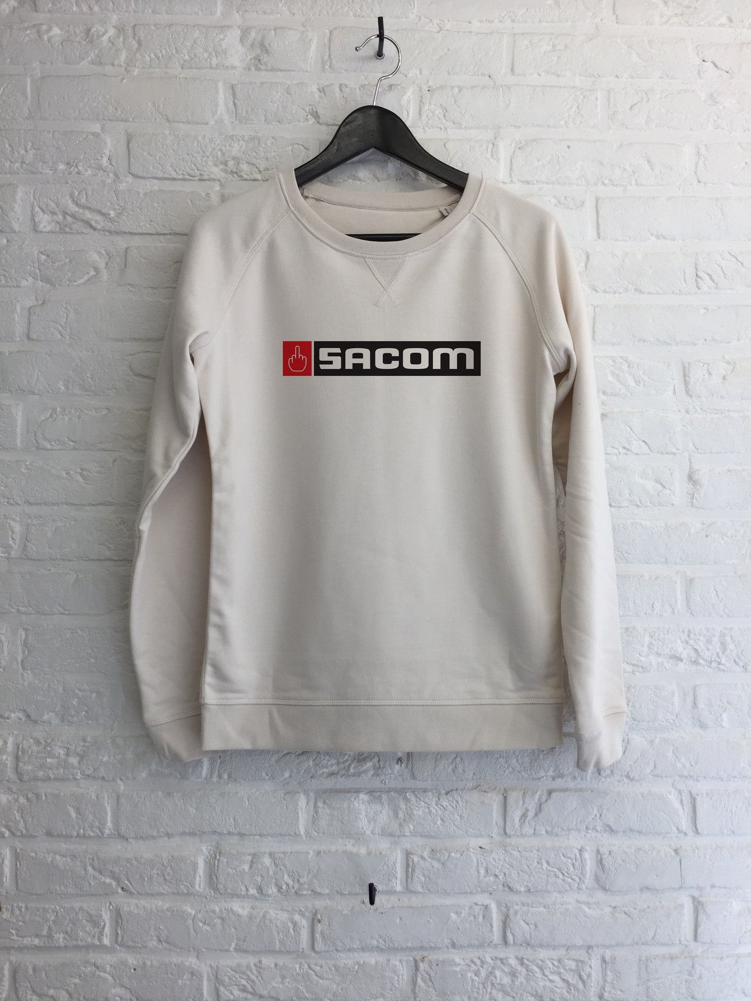Sacom - Sweat - Femme-Sweat shirts-Atelier Amelot