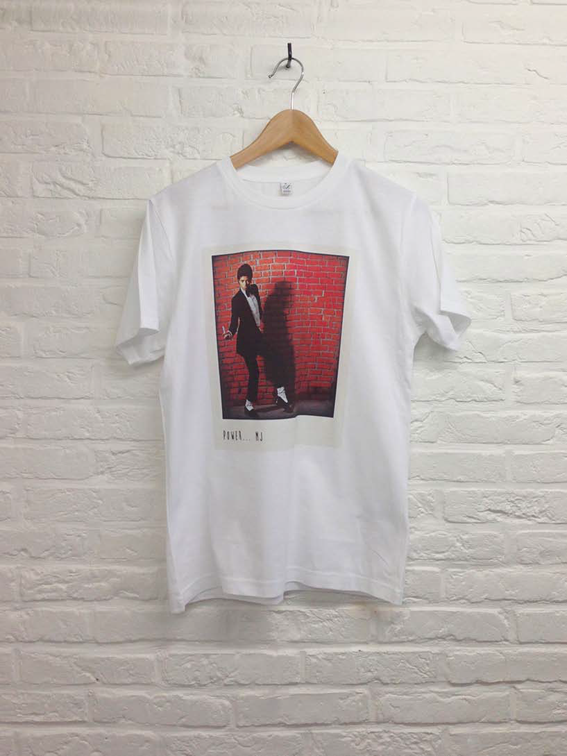 Power of MJ-T shirt-Atelier Amelot