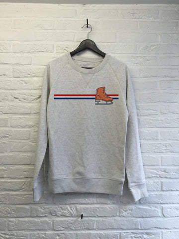 Patin à Glace - Sweat Deluxe