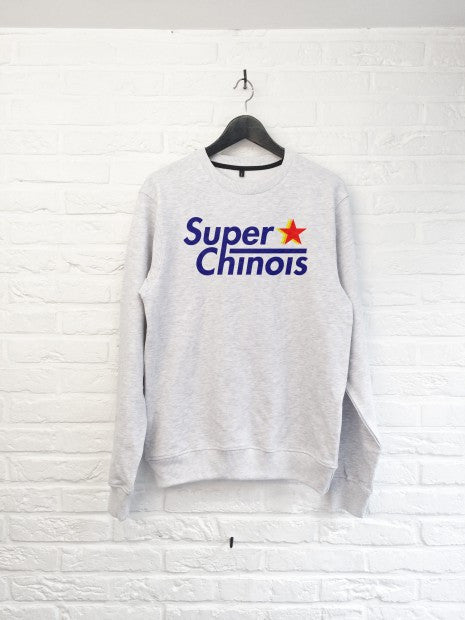 Super Chinois - Sweat-Sweat shirts-Atelier Amelot