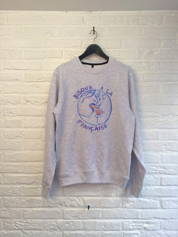 TH Gallery - Bisoux à la Française - Sweat