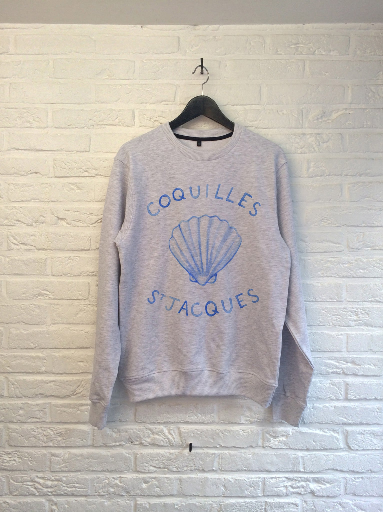 TH Gallery - Coquilles St Jacques - Sweat-Sweat shirts-Atelier Amelot