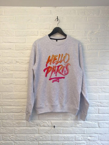 TH Gallery - Hello Paris - Sweat