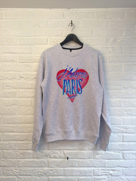 TH Gallery - J'adore Paris - Sweat-Sweat shirts-Atelier Amelot