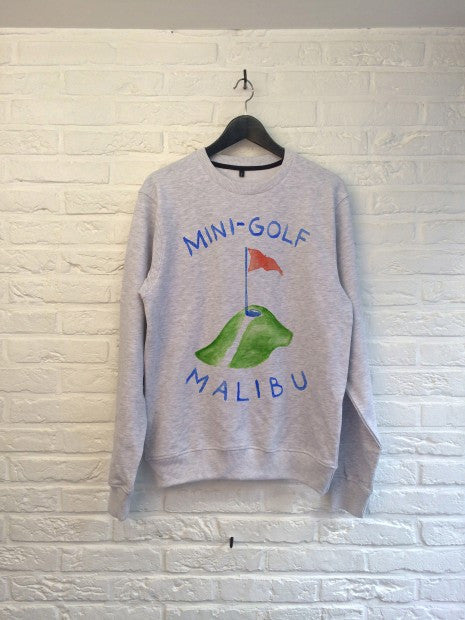 TH Gallery - Mini Golf Malibu - Sweat-Sweat shirts-Atelier Amelot