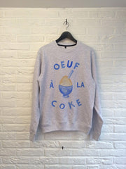 TH Gallery - Oeuf à la Coke - Sweat-Sweat shirts-Atelier Amelot