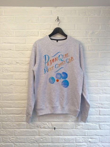 TH Gallery - Petanque West Cost Club - Sweat-Sweat shirts-Atelier Amelot