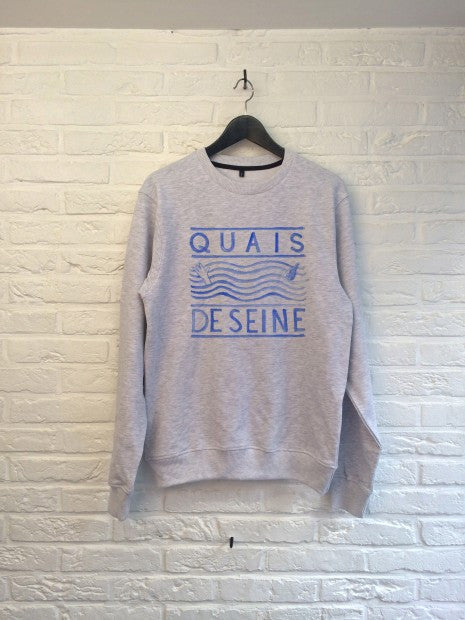 TH Gallery - Quais de Seine - Sweat-Sweat shirts-Atelier Amelot