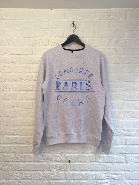 TH Gallery - Concorde Opéra Paris - Sweat-Sweat shirts-Atelier Amelot