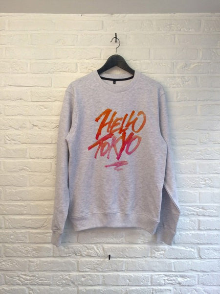 TH Gallery - Hello Tokyo - Sweat-Sweat shirts-Atelier Amelot