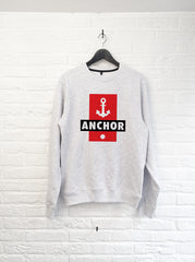 Anchor 2 - Sweat-Sweat shirts-Atelier Amelot