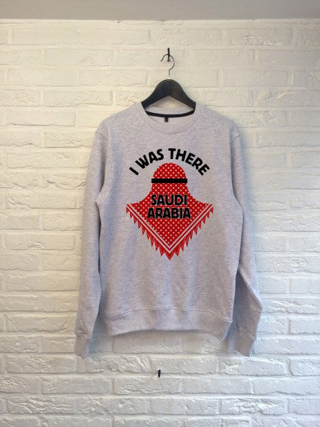I was there - Sweat-Sweat shirts-Atelier Amelot