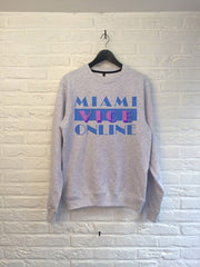 Miami Vice Online Sweat-Sweat shirts-Atelier Amelot