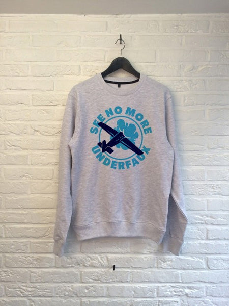 See no more - Sweat-Sweat shirts-Atelier Amelot