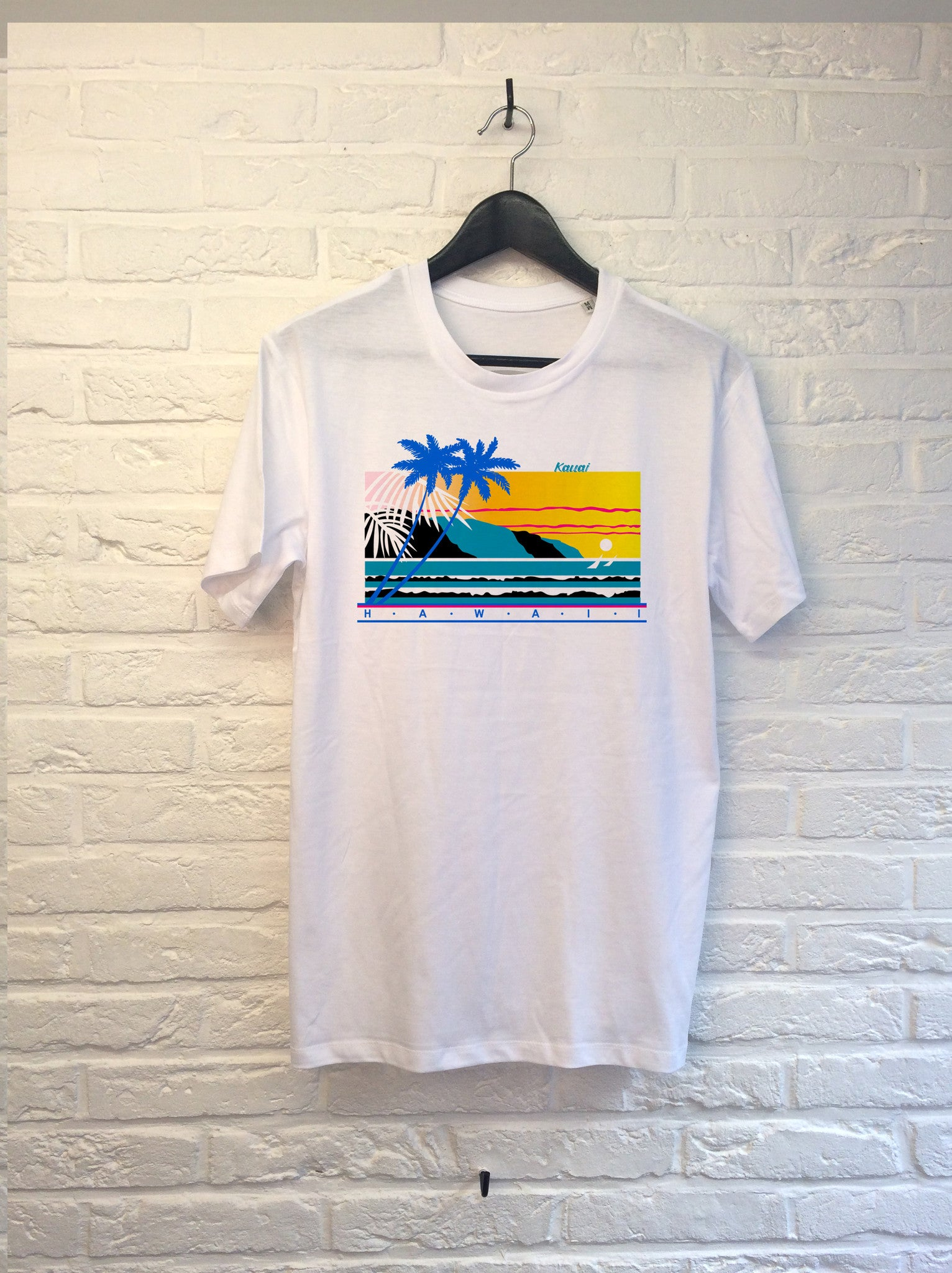 Hawaii Flash-T shirt-Atelier Amelot