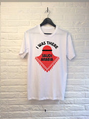 I was there-T shirt-Atelier Amelot
