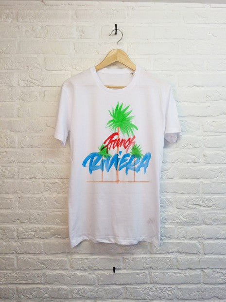 TH Gallery - French Riviera-T shirt-Atelier Amelot