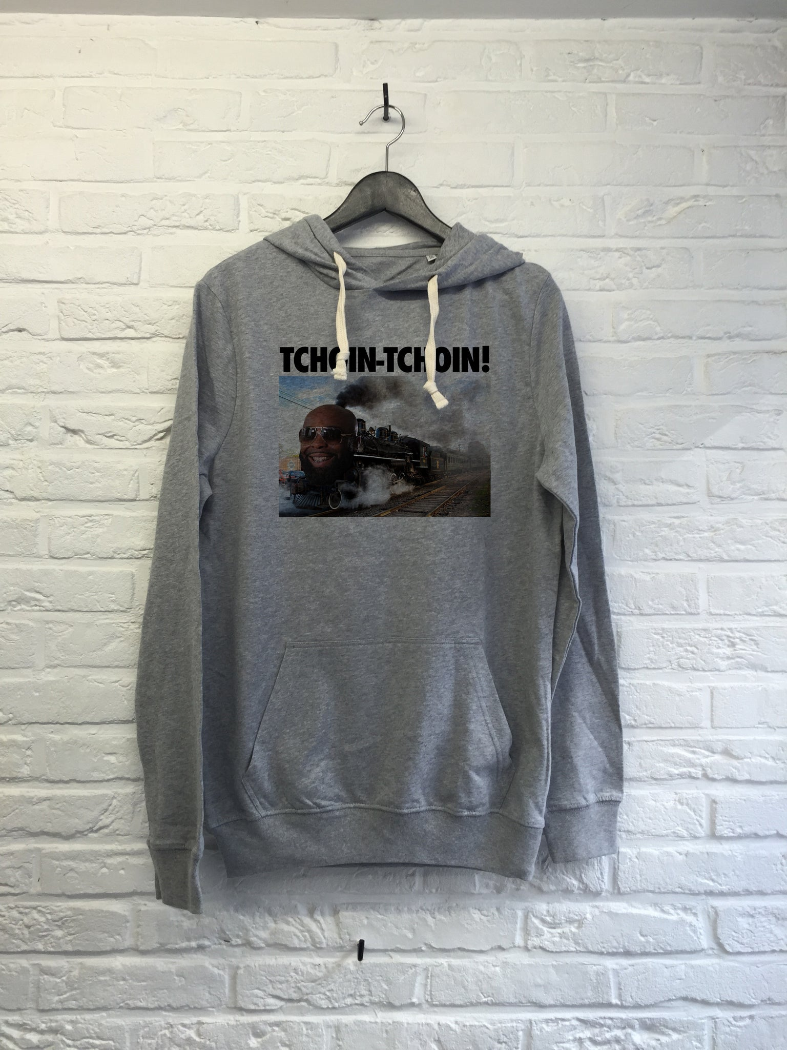 Tchoin-tchoin - Hoodie super soft touch-Sweat shirts-Atelier Amelot