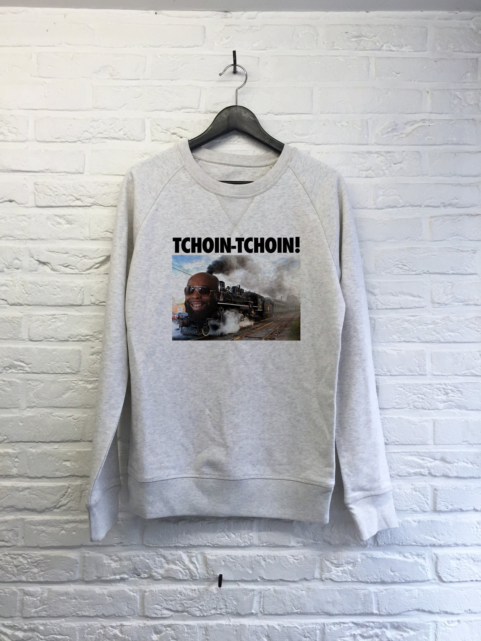 Tchoin-tchoin - Sweat Deluxe-Sweat shirts-Atelier Amelot