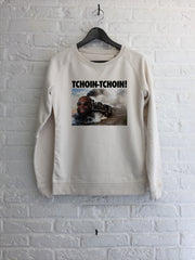 Tchoin-tchoin - Sweat - Femme-Sweat shirts-Atelier Amelot