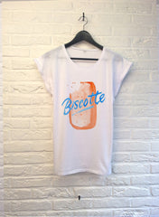 TH Gallery - Biscotte - Femme-T shirt-Atelier Amelot