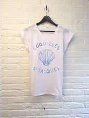 TH Gallery - Coquilles St Jacques - Femme-T shirt-Atelier Amelot