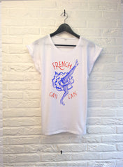 TH Gallery - French Cancan - Femme-T shirt-Atelier Amelot
