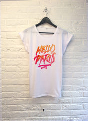 TH Gallery - Hello Paris - Femme-T shirt-Atelier Amelot