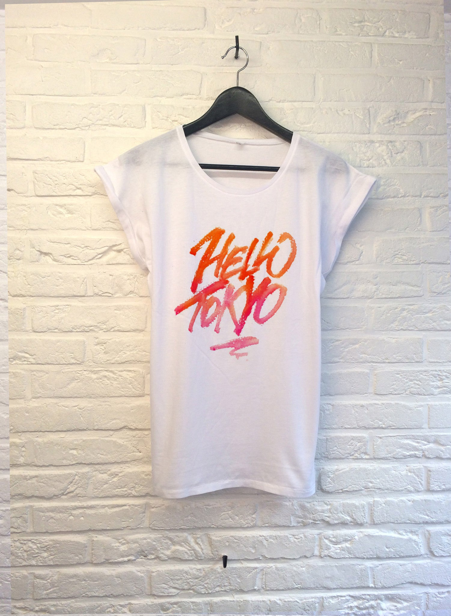 TH Gallery - Hello Tokyo - Femme-T shirt-Atelier Amelot
