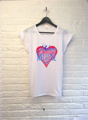 TH Gallery - J'adore Melrose - Femme-T shirt-Atelier Amelot
