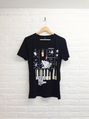 TH Gallery - Minimoog-T shirt-Atelier Amelot