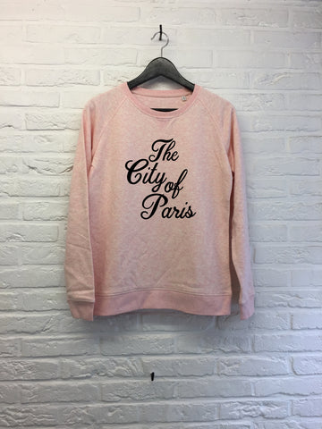 The City of Paris - Sweat - Femme