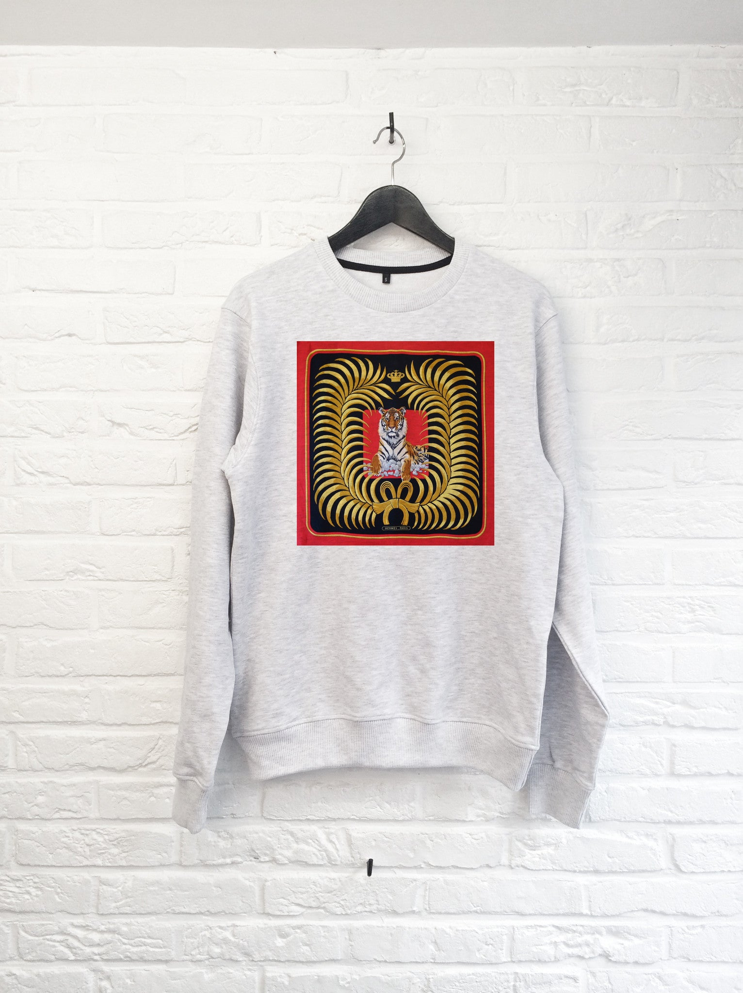Tiger - Sweat-Sweat shirts-Atelier Amelot