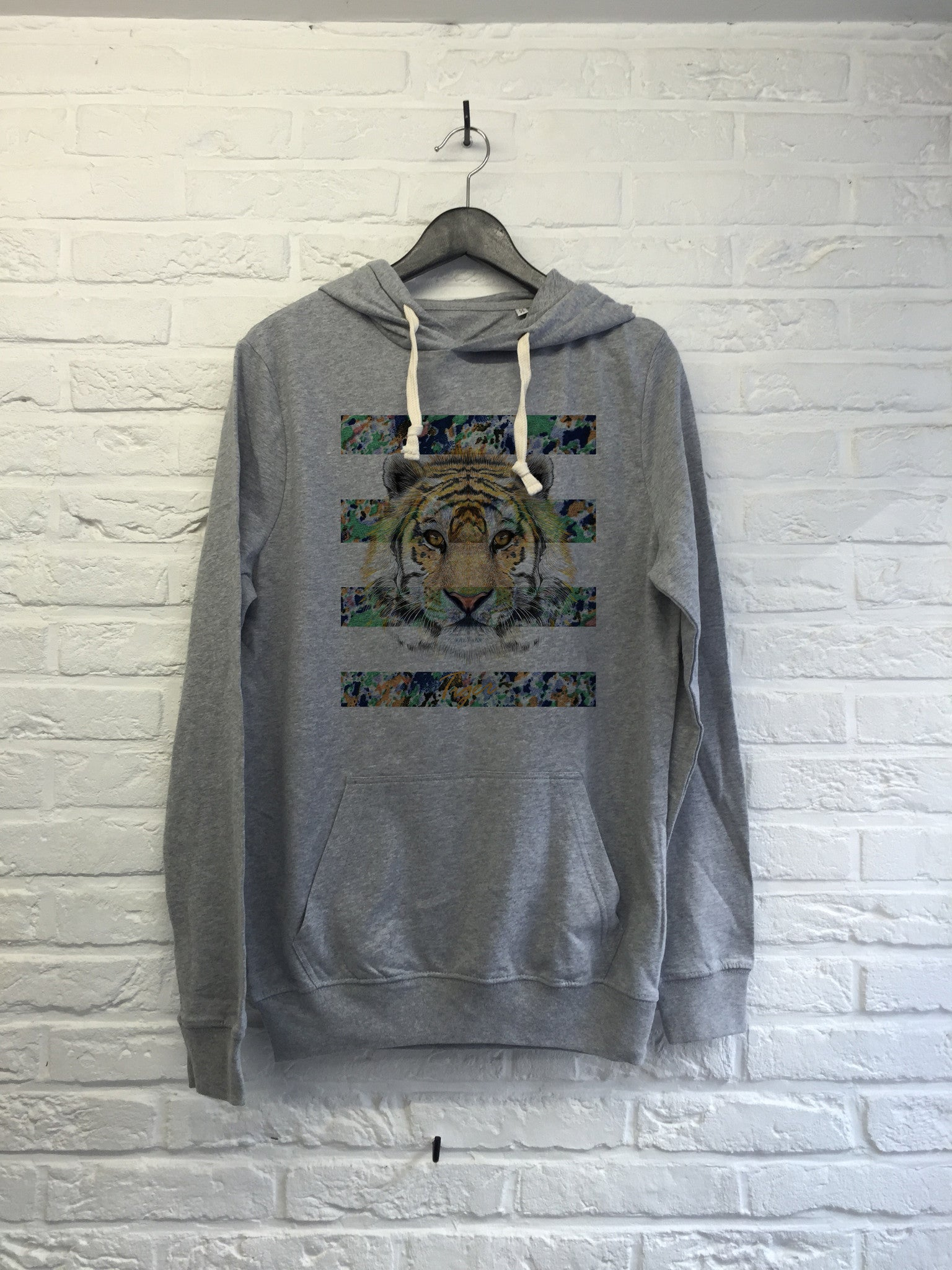 Tigern - Hoodie super soft touch-Sweat shirts-Atelier Amelot